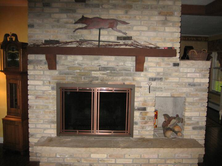 Portland Willamette Ovation Ii Fireplace Doors Fireplaces